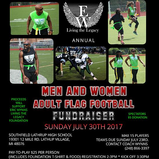 2017 Flag Football